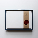 Meticulous Ink - Plain Correspondence Cards