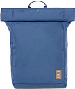 Lefrik - Roll Backpack Ink - polyester | blue - Blue/Blue