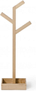 Wireworks - Oak Branch Towel Rail