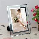Simple y moderno marco de la foto Vaso cristal rectángulo Sin foto