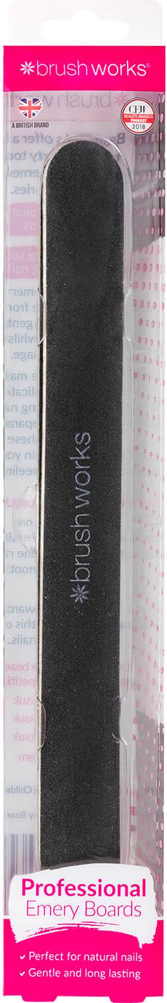 brushworks Professional Emery Boards (Set of 2)