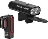 Lezyne Lite Drive 1000XL/Strip Pro Light Set