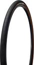 Challenge Strada Bianca Tubeless Ready Clincher Tire - 700 x 36c - Brown