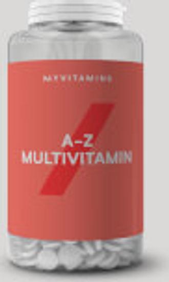 Multivitamínico A-Z Cápsulas - 90Tabletas