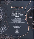 Sanctuary Spa Charcoal Bubble Sheet Mask 22g
