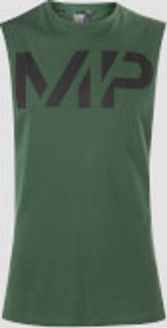 MP Men's Grit Tank - Hunter Green - M