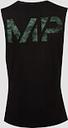 MP Men's Geo Camo Tank - Black/Green - L