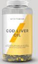 Aceite de Hígado de Bacalao Cápsulas blandas - 90Cápsulas
