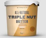 Mantequilla de Mezcla de Frutos Secos - 1kg - Sin Sabor