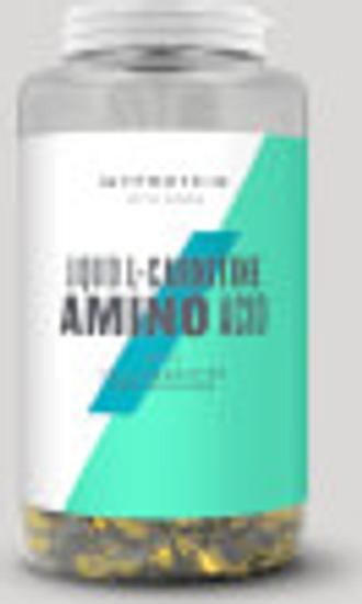 Aminoácido L-Carnitina líquido - 90Cápsulas