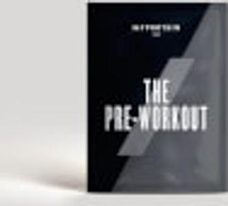 THE Pre-Workout™ (muestra) - 1servings - Naranja y Fruta de la Pasión