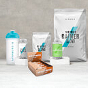 Pack Volumen Premium - Chocolate Chip - Fruit Punch - Vanilla