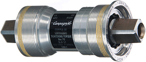 Campagnolo Chorus Double Tapered Bottom Bracket - Silver - English