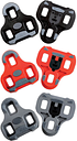 Look Keo Grip Cleats - Red - 9 Degrees - Red