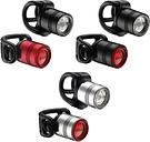 Lezyne LED Femto Drive Pair - Pair - BLACK/BLACK