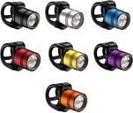 Lezyne LED Femto Drive Front - Front - Black