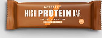 Barrita Alta en Proteína Elite (Muestra) - Chocolate con Naranja