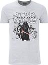 Camiseta Star Wars Soldado de asalto de Primera Orden - Hombre - Gris - L - Gris