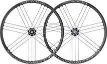 Campagnolo Zonda C17 Disc Brake Bolt-Thru Clincher Wheelset - Black - AFS Rotor - Campagnolo - Dark Label