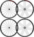 Campagnolo Bora One 35 Tubular Wheelset 2018 - Shimano/SRAM - Bright Label