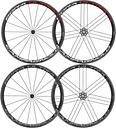 Campagnolo Bora Ultra 35 Tubular Wheelset 2018 - Shimano/SRAM - Bright Label