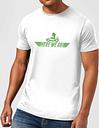 Camiseta Nintendo Mario Kart Luigi  Here We Go!  - Hombre - Gris claro - YXL - Light Grey