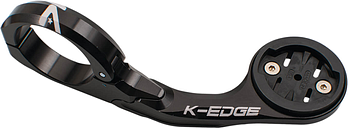 K-Edge XL Garmin Mount - 31.8mm - 31.8mm - Black