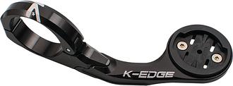 K-Edge XL Garmin Mount - 31.8mm - 31.8mm - Black