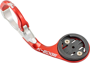 K-Edge Garmin Race Aero Mount - 31.8mm - Red