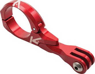 K-Edge Go Big Pro Handlebar Mount - 31.8mm - Red