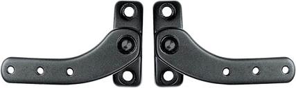 Profile Design Forged Non Flip Up Bracket Kit - 31.8mm