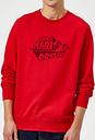 Sudadera Nintendo Super Mario Odyssey Logo - Hombre - Rojo - L - Rojo