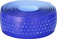 Velox Soft Grip Cork Bar Tape - Blue