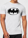 Camiseta DC Comics Batman Logo Sketch - Hombre - Gris - XXL - Gris