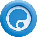 Ergon GD1 Endplug - Blue