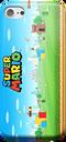 Funda Móvil Nintendo Super Mario Mundo para iPhone y Android - Samsung S7 - Carcasa rígida - Brillante