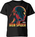 Avengers Iron Spider Kids' T-Shirt - Black - 9-10 Years - Black