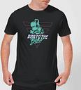 Camiseta Nintendo Super Mario Bad To The Bone - Hombre - Negro - XL - Negro