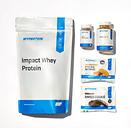 Myprotein App Essentials Bundle - Chocolate - Vanilla