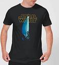 Camiseta Star Wars Sable de Luz - Hombre - Negro - S