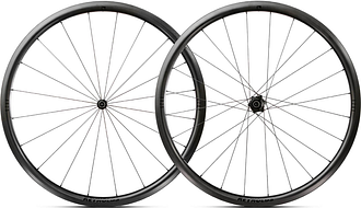 Reynolds AR 29 Carbon Clincher Wheelset - Shimano/SRAM - Black