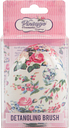 The Vintage Cosmetic Company Floral Detangling Brush