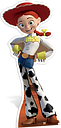 Toy Story - Jessie Lifesize Cardboard Cut Out
