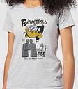 Looney Tunes ACME Binoculars Women's T-Shirt - Grey - L - Gris