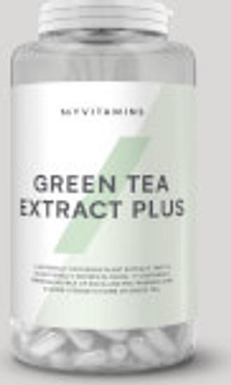 Extracto de Té Verde Plus Comprimidos - 90Tabletas