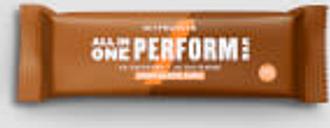 Barrita de Rendimiento Todo-En-Uno (Muestra) - Chocolate con Naranja
