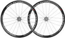 Fulcrum Racing Quattro C17 Carbon Clincher Disc Brake Wheelset - 6 Bolt - QR