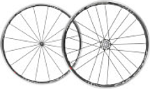 Fulcrum Racing Zero C17 Clincher Wheelset - Black - Shimano