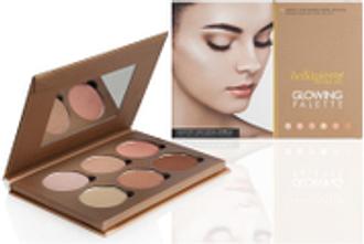 Bellápierre Cosmetics Glowing Palette