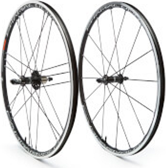 Campagnolo Shamal Ultra C17 2-WayFit Wheelset - Bright Label - Campagnolo